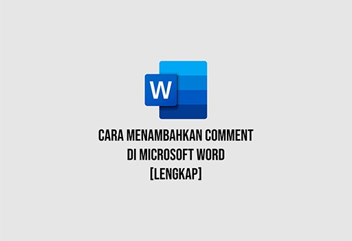 cara menambahkan comment di microsoft word